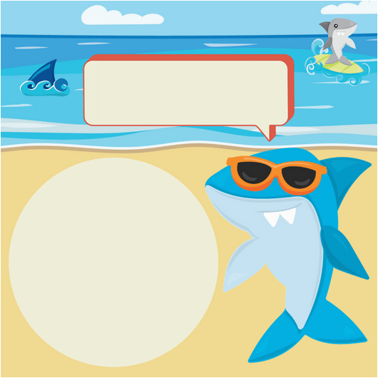 Shark Birthday Invitations Free Printables Planners Game Cards And Invitation