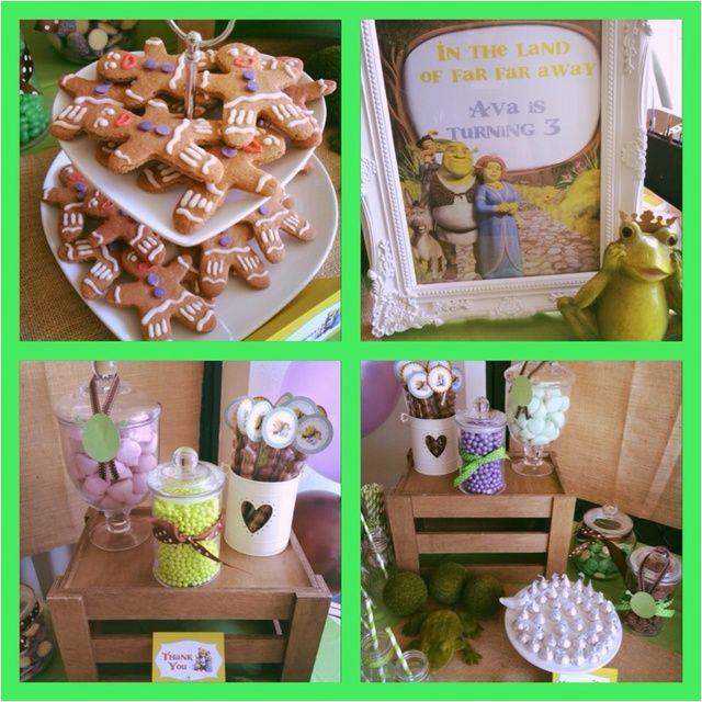 Shrek Birthday Decorations Shrek Birthday Party Ideas Birthdays Decoration and Parties