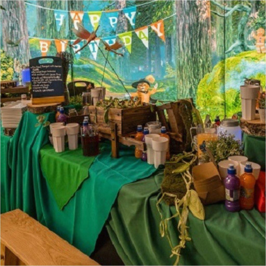 shreks adventure london childrens birthday parties