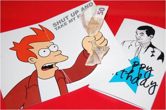 shut up and take my money birthday card www pixshark com