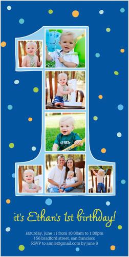 1st birthday photo invitations 1st birthday photo