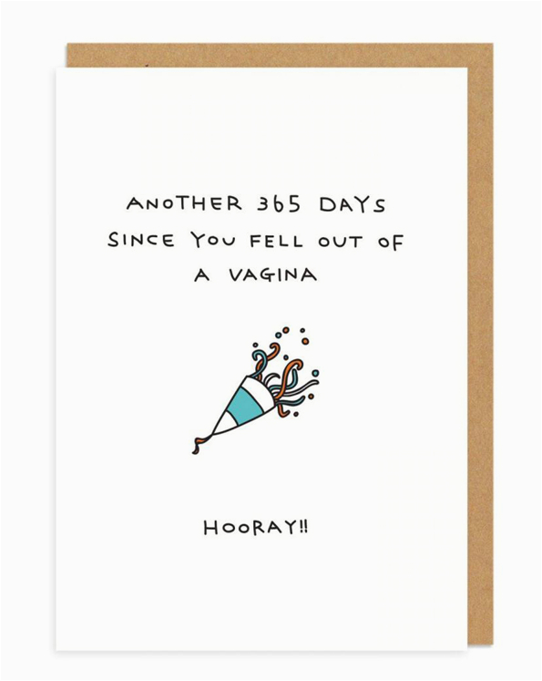 these horribly mean greeting cards are sick but also funny