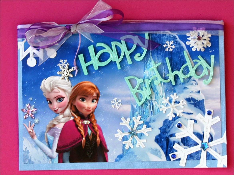 singing birthday cards for granddaughter frozen singing