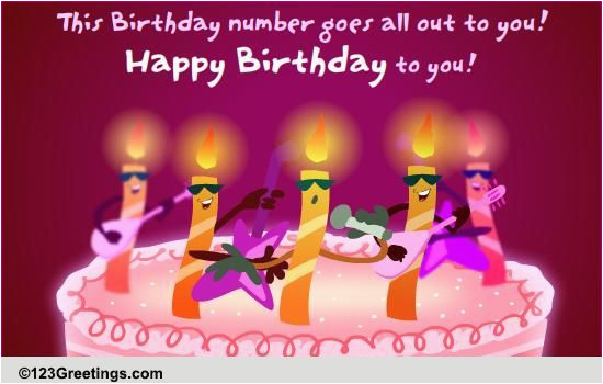a singing birthday wish free songs ecards greeting cards