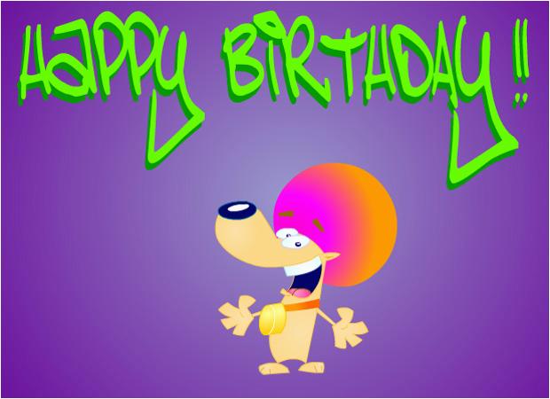 Singing Birthday Cards Online Free Ecards Funky