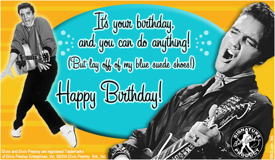 elvis birthday quotes quotesgram