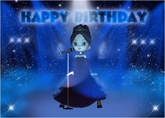 Singing Happy Birthday Cards With Name 10 Best Images Of Email Free