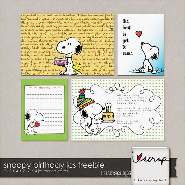 Snoopy Birthday Cards Free 31 Best Images About Ideas On Pinterest Thought