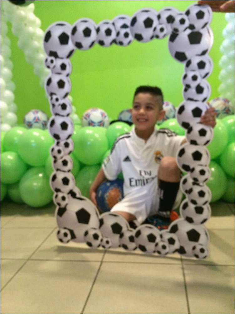 Soccer Themed Birthday Party Decorations Theme Ideas Photo 2 Of 12 Catch