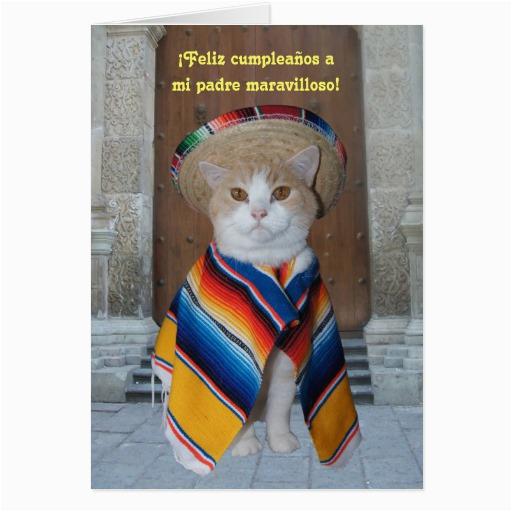 spanish birthday for dad card 137873772288325409