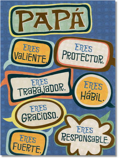 spanish birthday quotes for dad