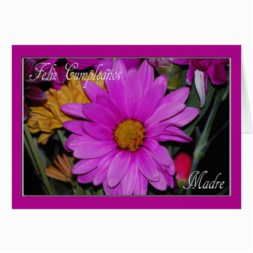 spanish birthday card mother 137070983717737086