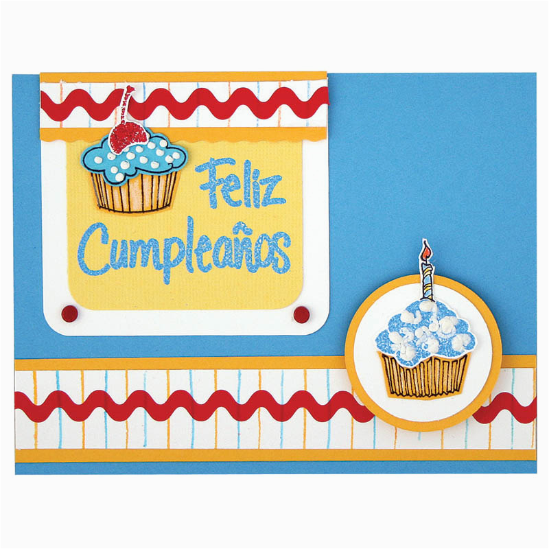 Spanish Birthday Cards Printable Happy In To Print