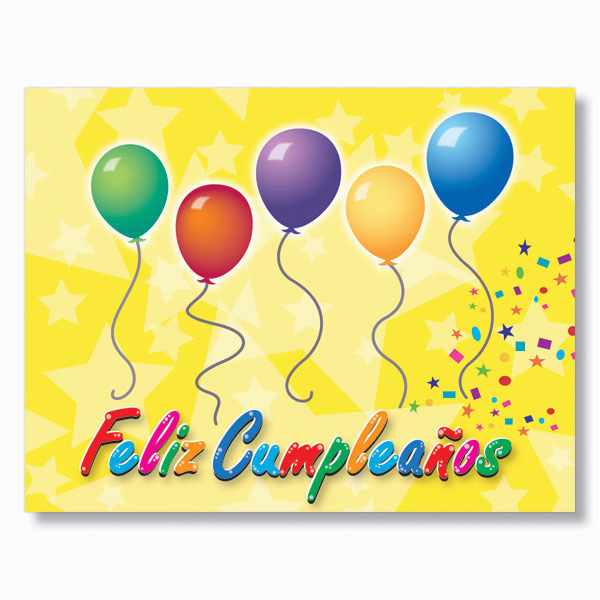 spanish birthday cards card invitation design ideas