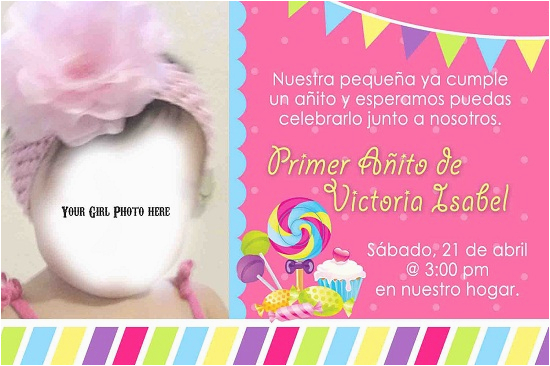 Spanish Birthday Invitation Verses Invitations Ideas Bagvania Free
