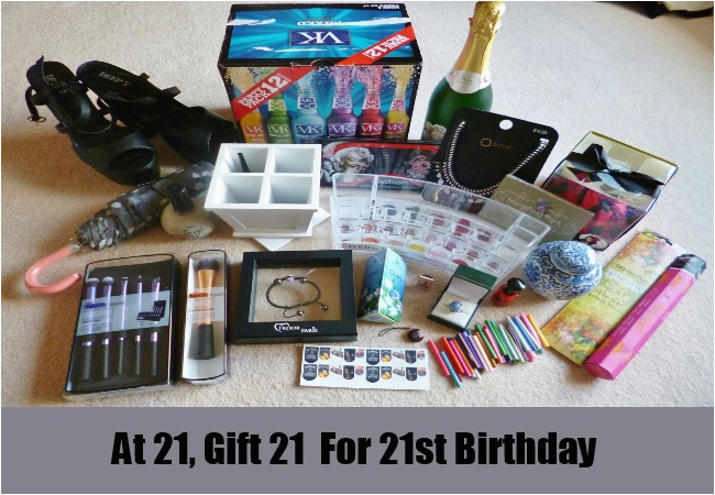 Special 21st Birthday Gifts For Her Six Thoughtful 21st Birthday