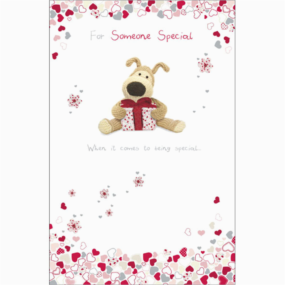 kcboof498540 boofle someone special birthday greeting card cute range greetings cards