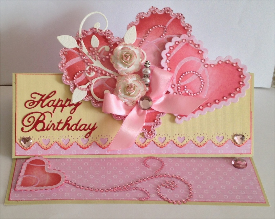 Specialty Birthday Cards Special Birthday Card Paper Blossoms