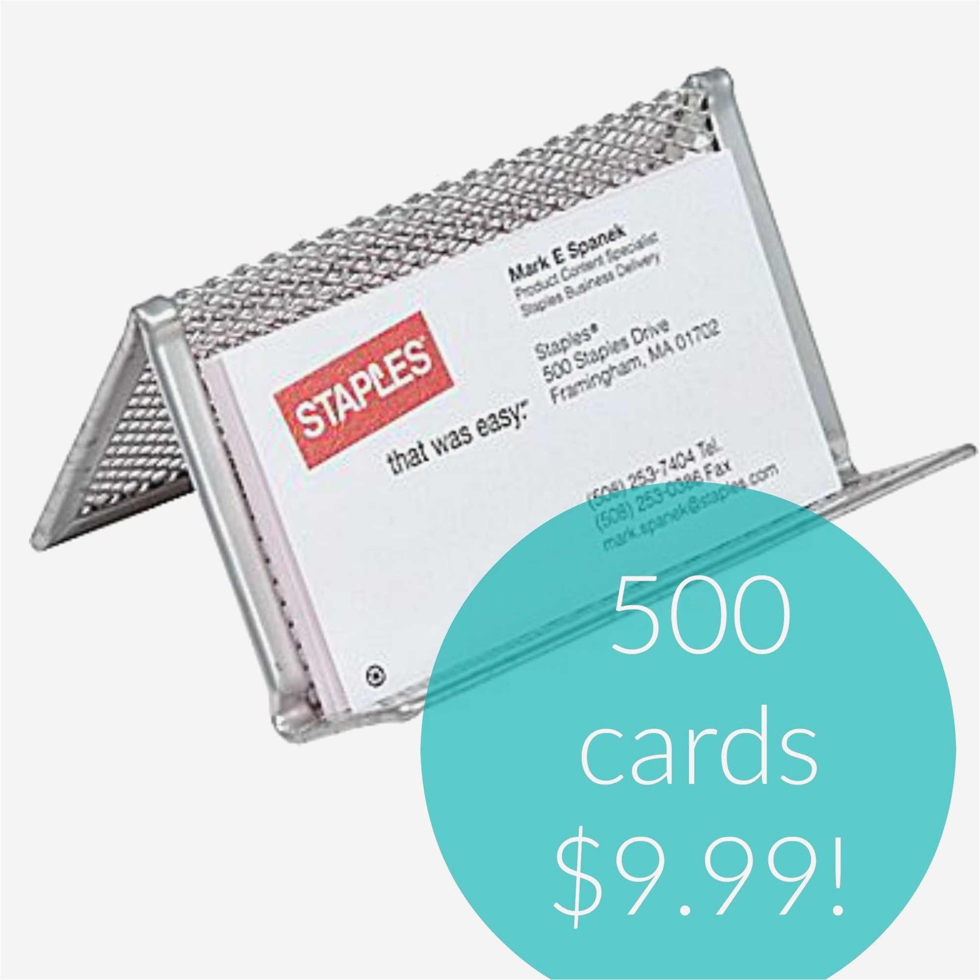 print greeting cards staples