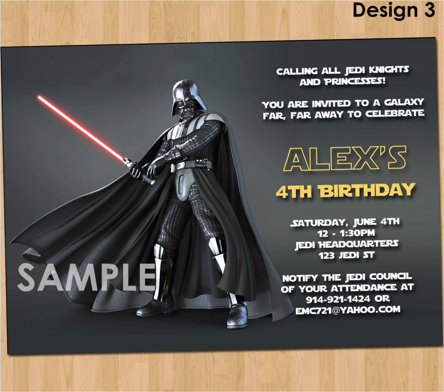 photograph about Printable Star Wars Invitation known as Star Wars Birthday Invites On the internet Wonderful Star Wars