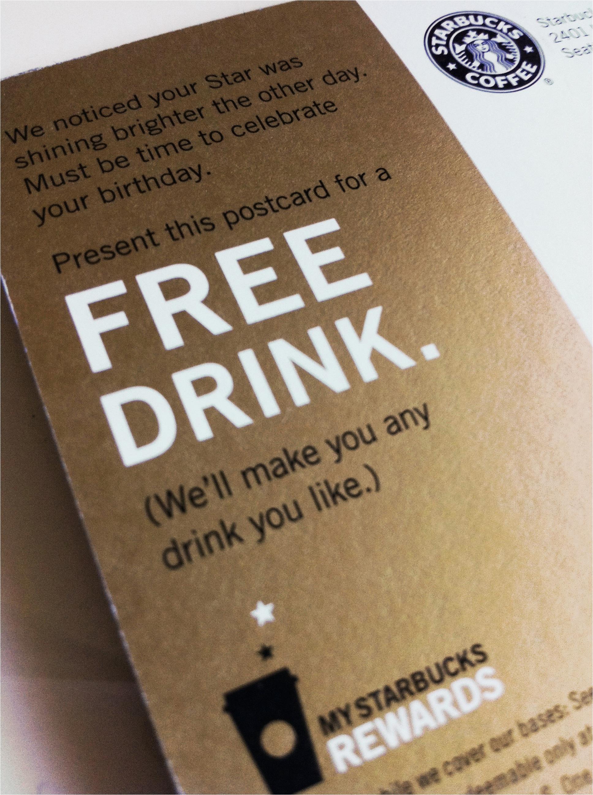 starbucks great designs and free drinks smilefelt