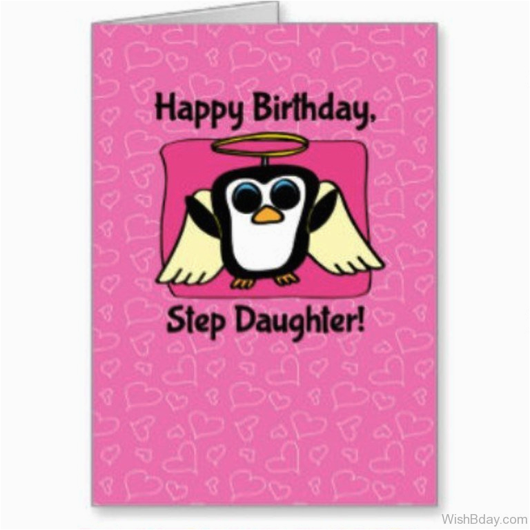 Step Daughter Birthday Cards 70 Wishes