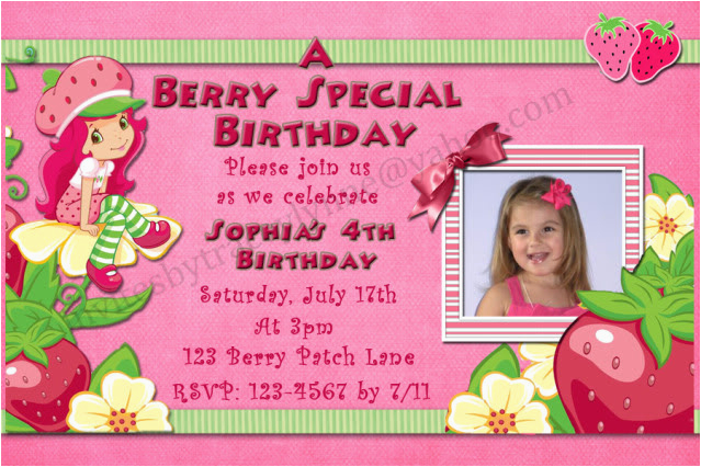 best 10 strawberry shortcake birthday invitations download for child under 10 years old
