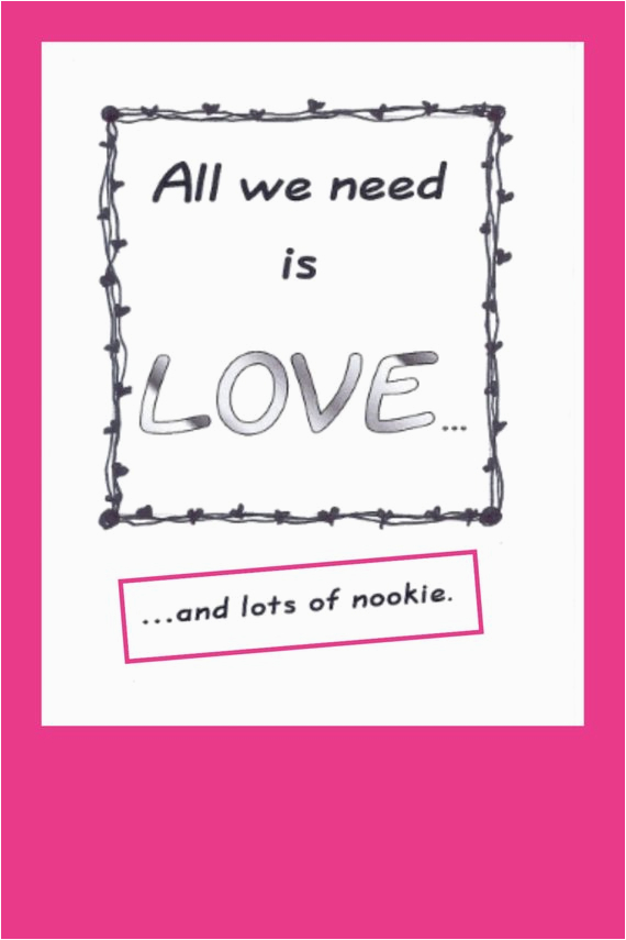 loving sexy suggestive greeting card for your lover spouse