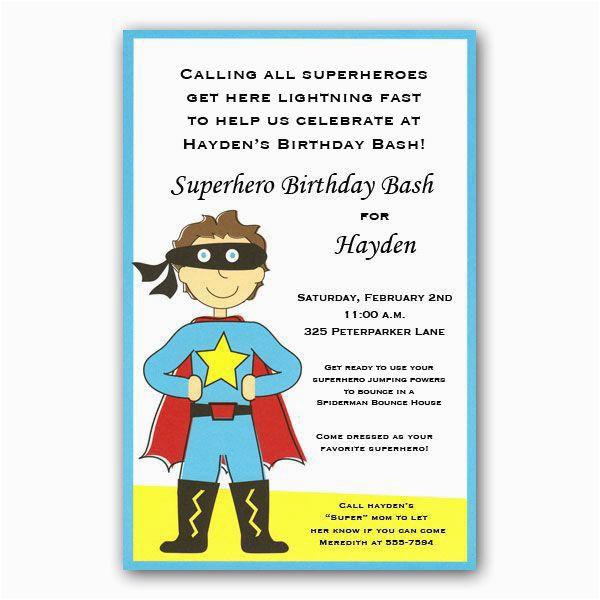 superhero boy invitations clearance p 261 i 328