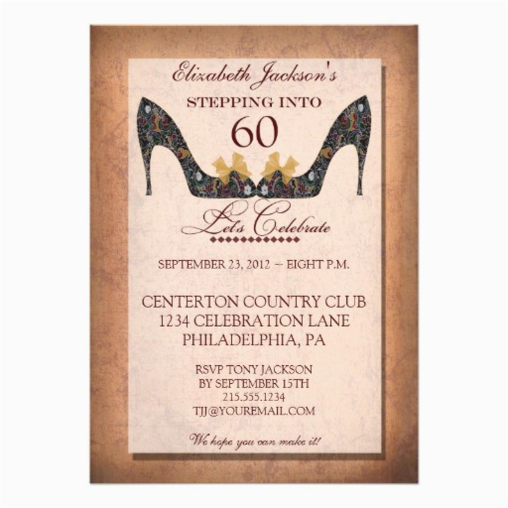 surprise 60th birthday invitation templates free pumpkin