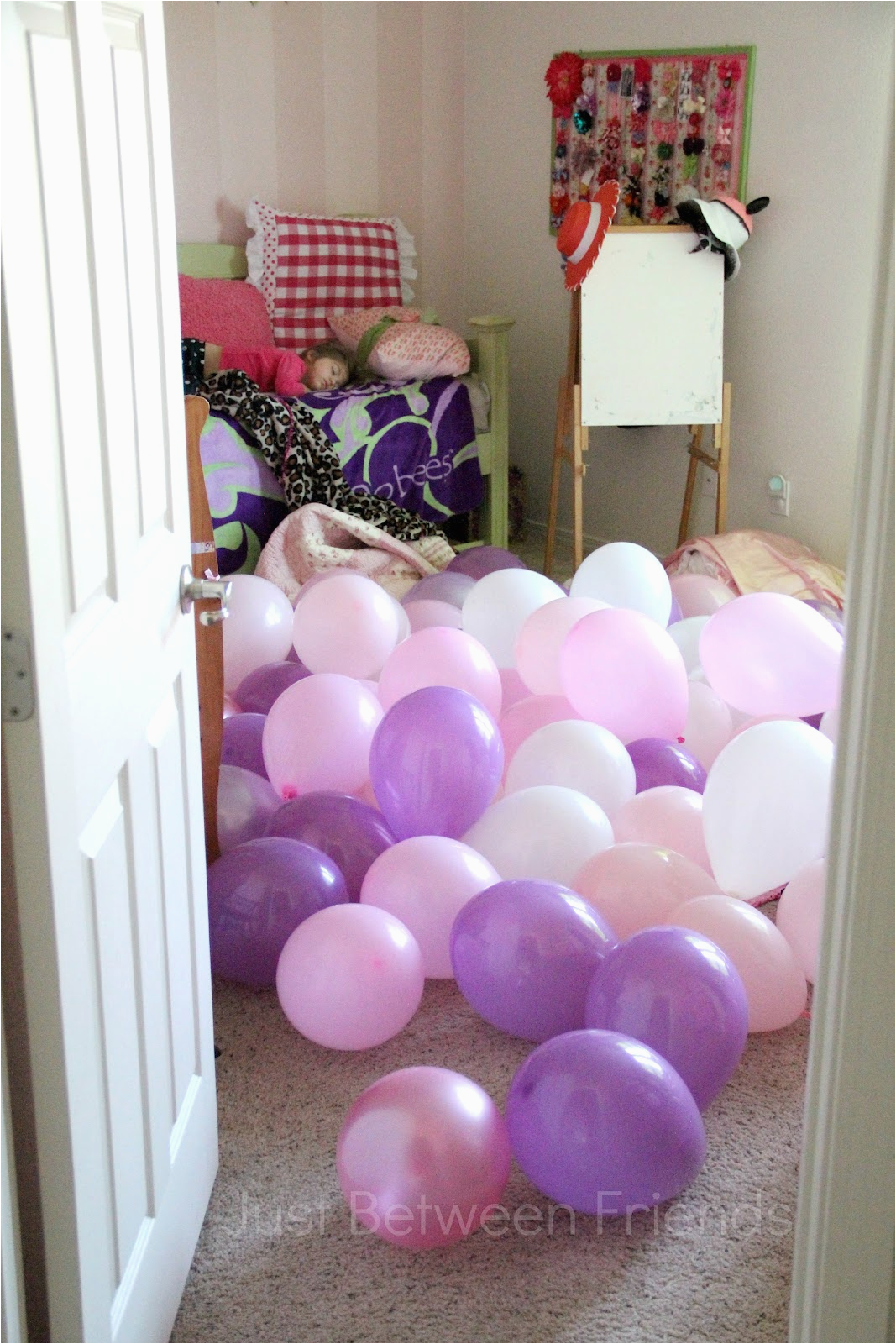 birthday surprises and banners just jonie