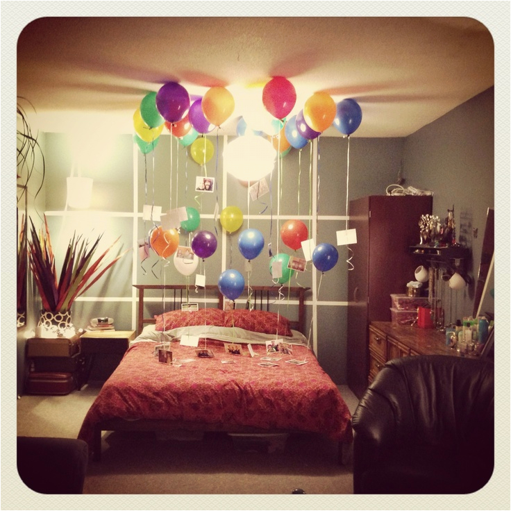 Surprise Birthday Gifts For Her The Boyfriend Done That