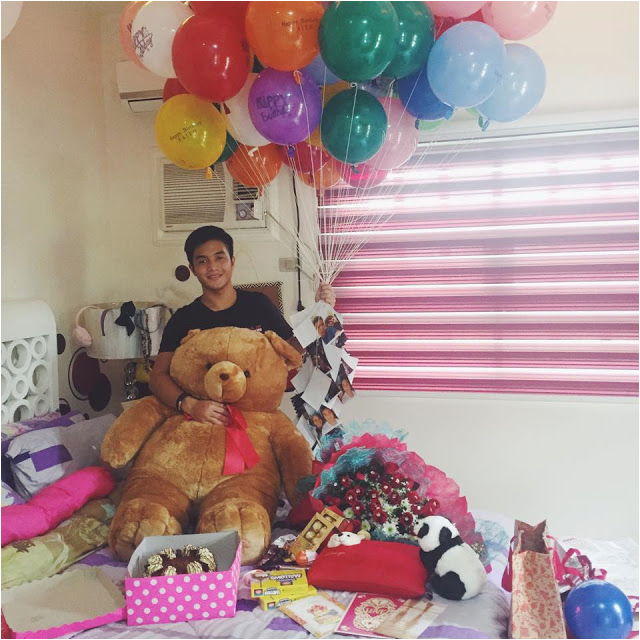 girlfriend gets the sweetest birthday surprise ever