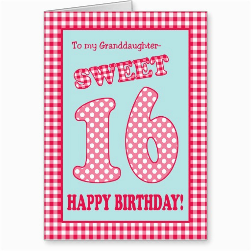 16th birthday quotes for granddaughter