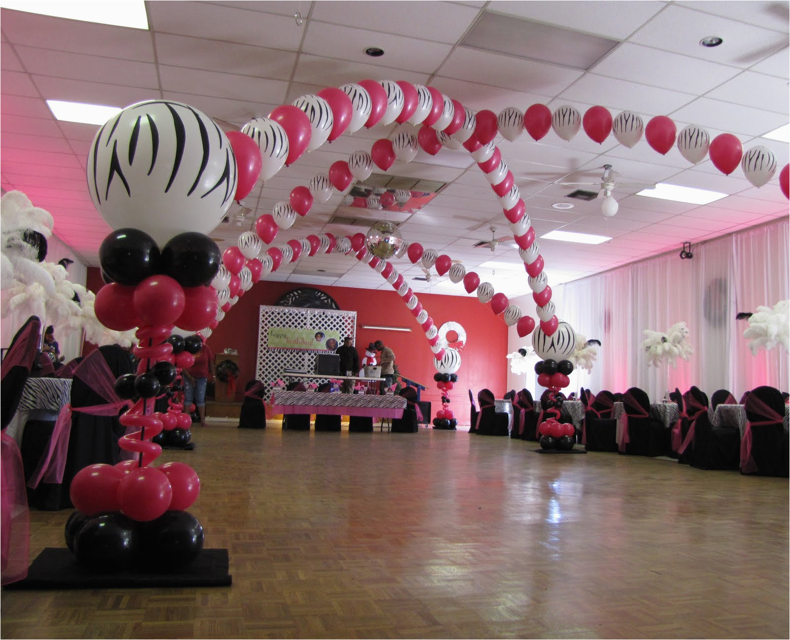 Sweet 16 Birthday Decoration Ideas Bday Party On Pinterest Centerpieces