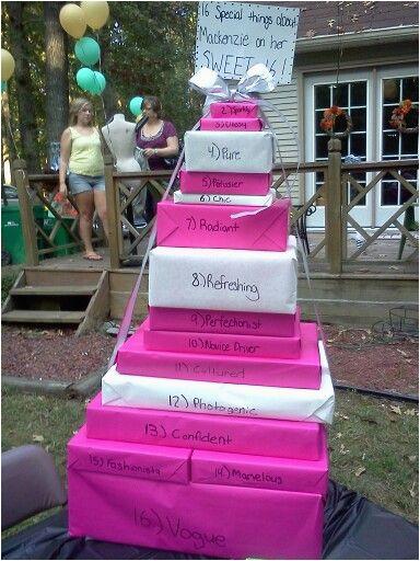 best 25 sweet 16 gifts ideas on pinterest sweet 16