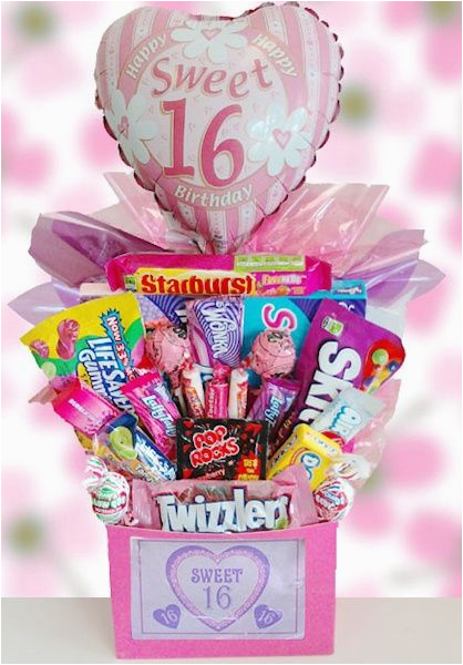 Sweet 16 Birthday Gift Ideas For Her Sixteen Themes Gifts