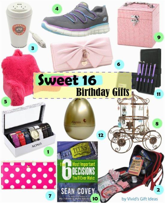 gift ideas for girls sweet 16 birthday vivid 39 s
