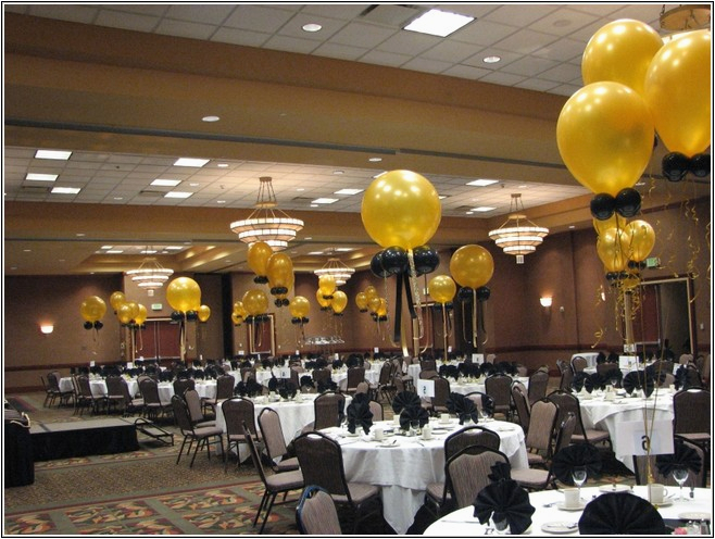 Table Decoration Ideas For 50th Birthday Party Balloons Decorating Time The Holidays
