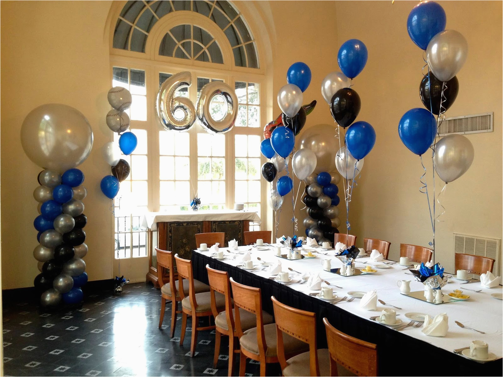 Table Decorations For A 60th Birthday Party Favors Your Parents Criolla