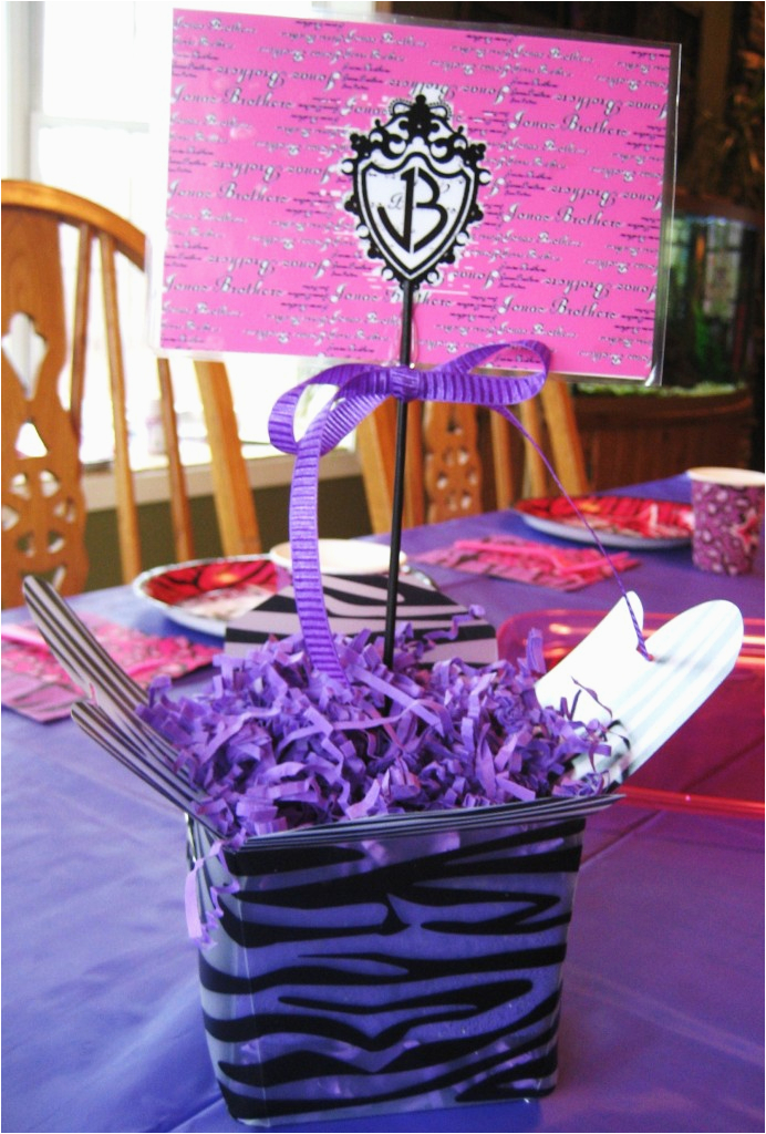 Table Decorations Ideas for Birthday Parties Birthday Party Table Centerpieces Interior Design Decoration