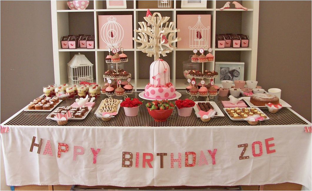 Table Decorations Ideas for Birthday Parties Birthday Party Table Decorations Elegant Table Settings