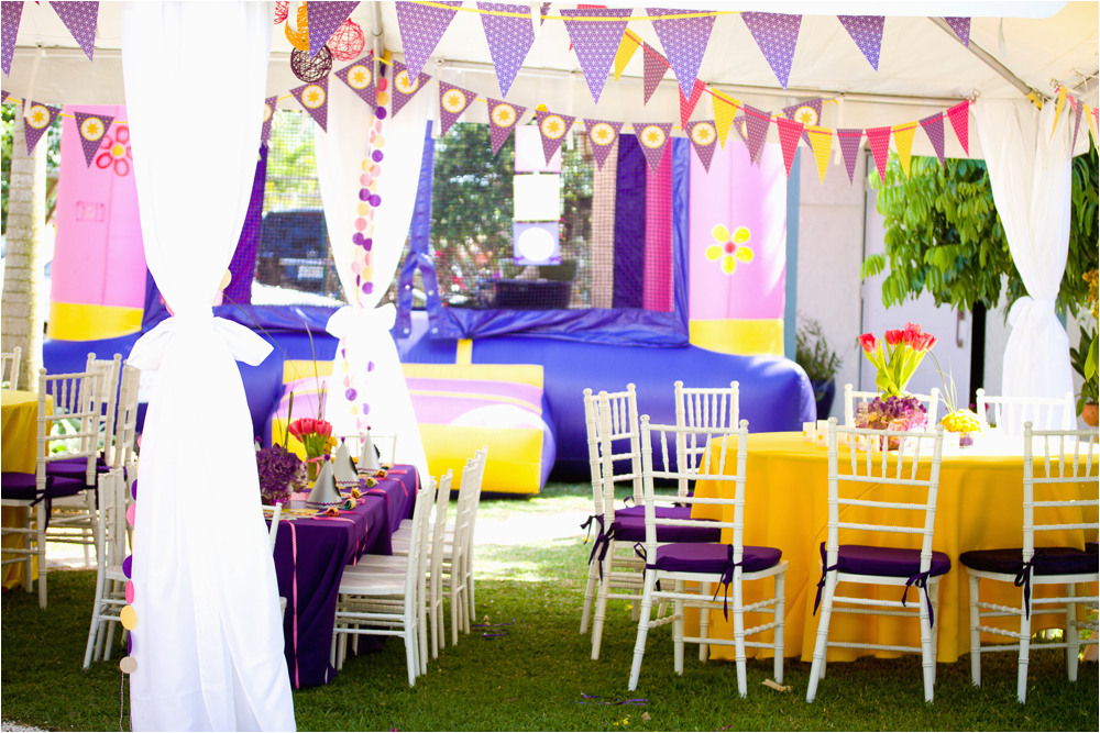Tangled Birthday Party Ideas Decorations Kara 39 S Rapunzel Theme 2nd