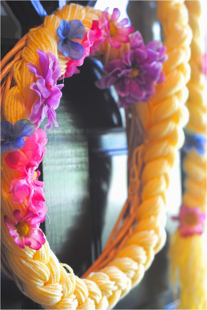 rapunzel turns five tangled birthday party ideas