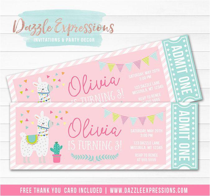 Target Birthday Invitation Cards