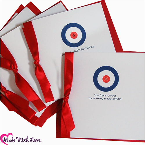 target party invitations