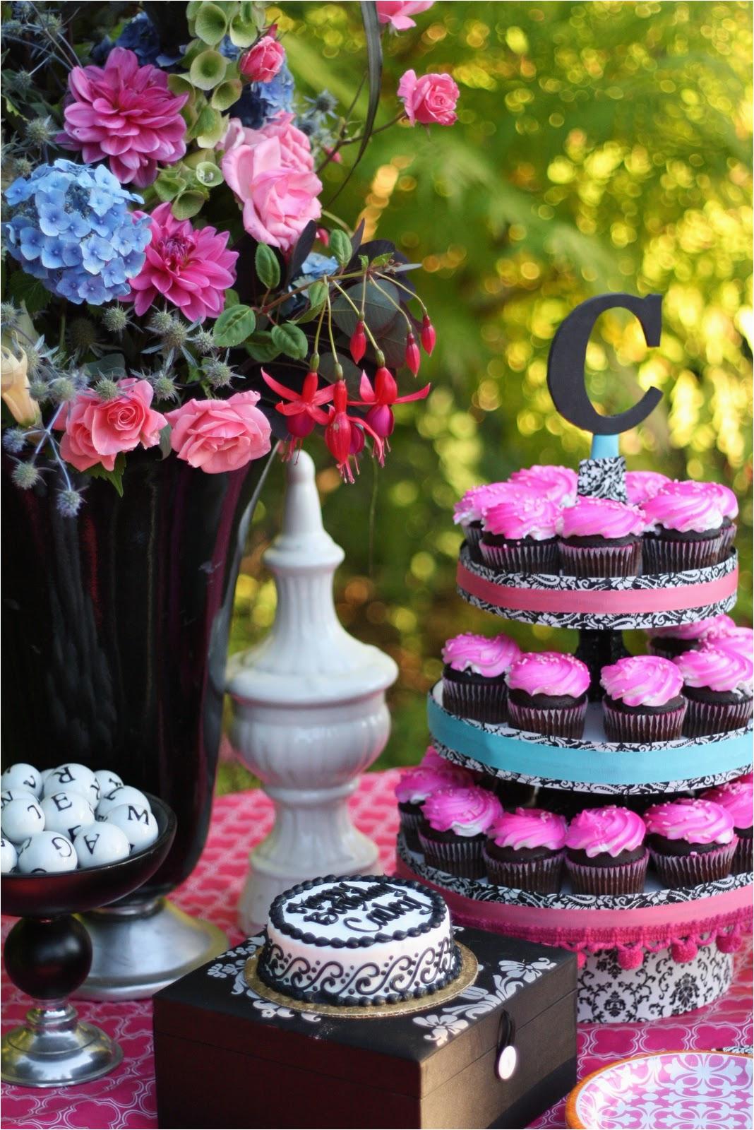 Teenage Girl Birthday Party Decorations Designed by Dad Teen Girls Birthday Party Design Dazzle