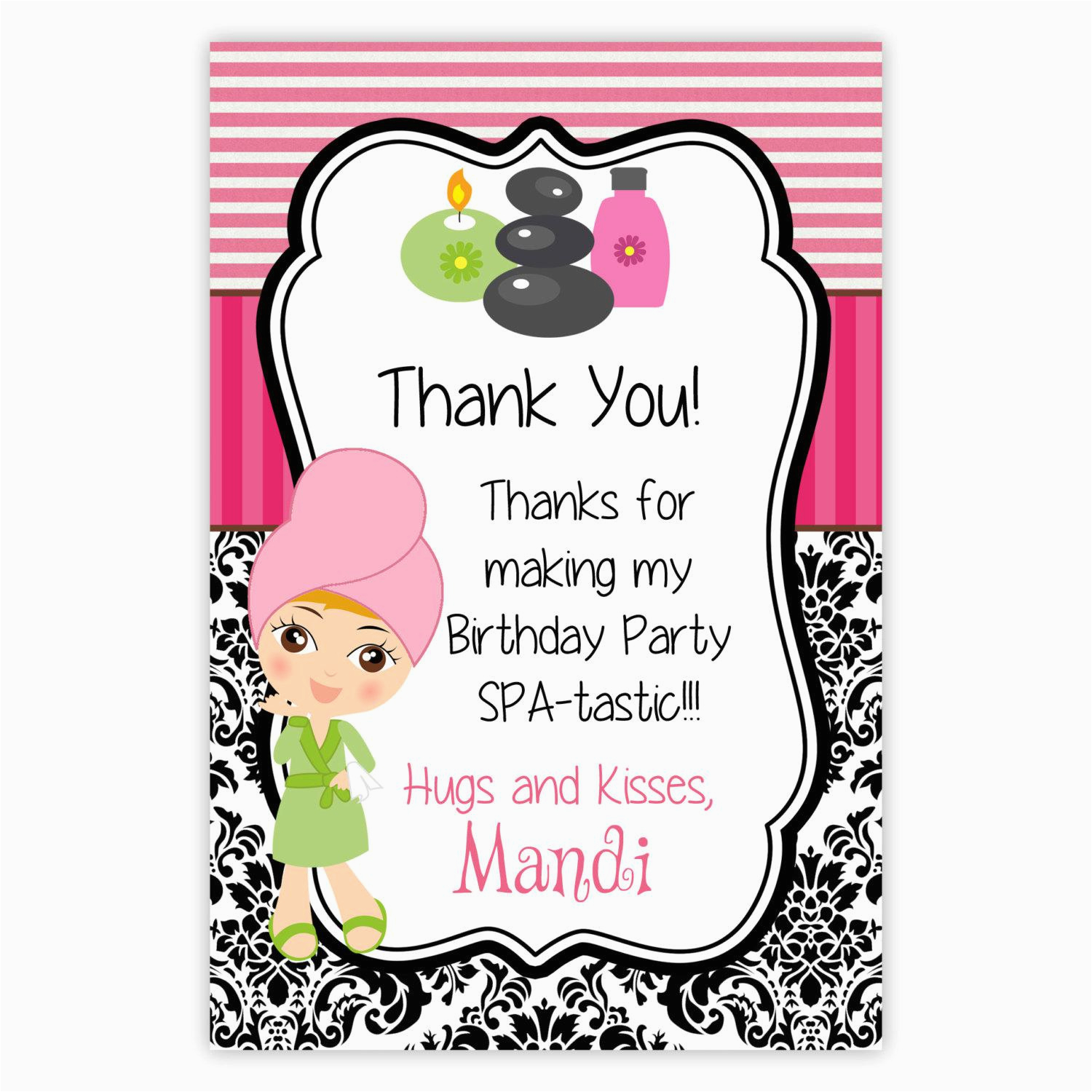 spa party invitations party invitations templates