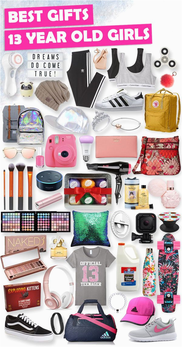 best gifts for 13 year old girls in 2018 huge list of