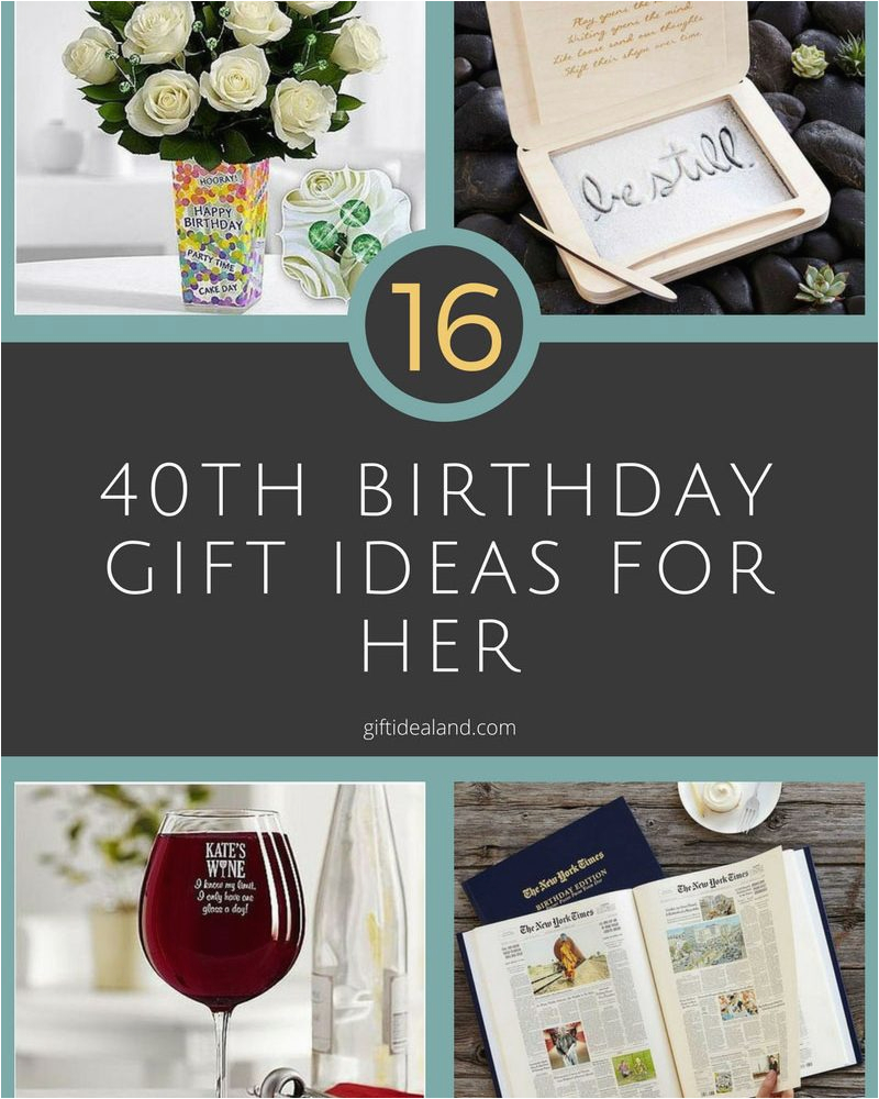 The Perfect Birthday Gift For Her Great Gifts In Pristine Mor